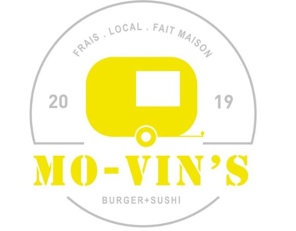 Mo-Vin's Burger + Sushi